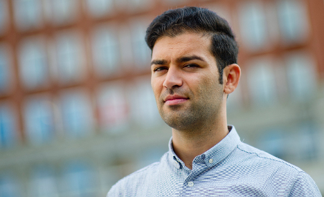 Syrian to head Norway's Worker Youth League