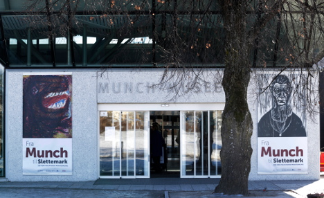 Muslim centre wanted on site of Munch Museum