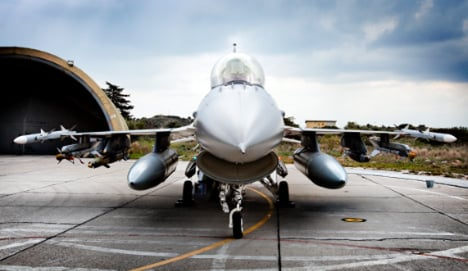 Russia tensions prompt Norway to hold back jets