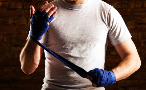 Martial arts champ in extreme marital abuse
