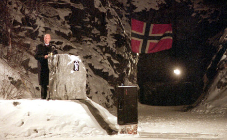 Russia's Lavrov to visit Norway for war event