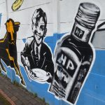 HP Sauce. Nobody knows what's in it. It's just brown and saucy and we like it very much.Photo: Elliott Bown