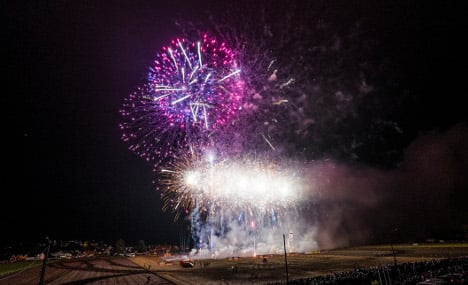 Norway sets new fireworks world record