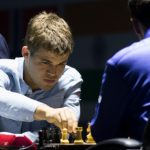 World Chess Champs: Carlsen loses first game