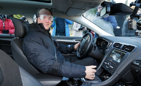 Transport minister goes drink driving