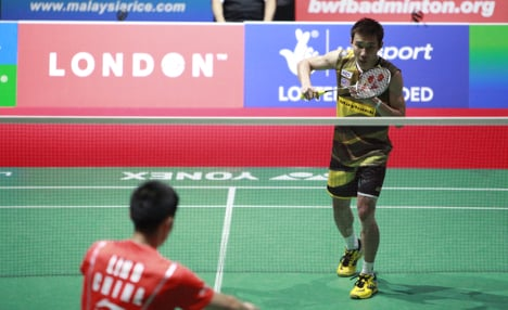 Dope test to decide badminton star's fate