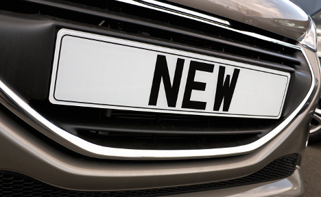 Norway may get private vehicle plates