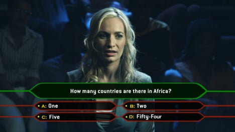 VIDEO: 'Who wants to be an Africa volunteer?'