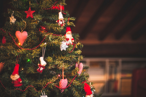 Christmas photo by Shutterstock