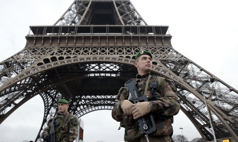 France security photo by AFP