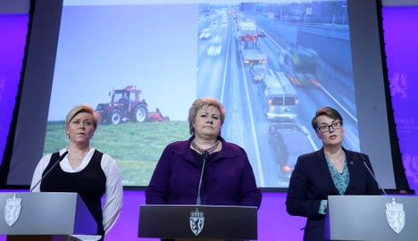 Norway pledges to cut emissions by 40 percent