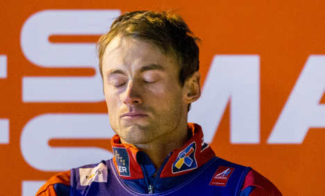 Northug takes gold in stunning comeback