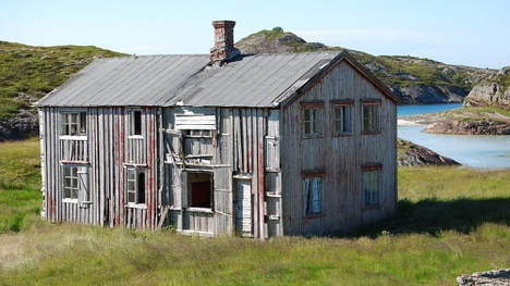 Island house off Norway yours for just one kroner