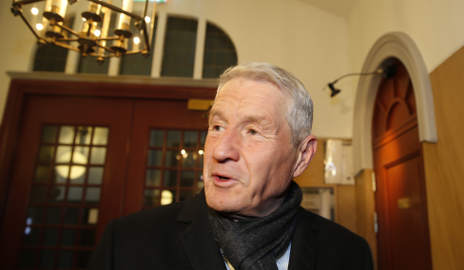 Jagland ousted as Nobel Peace Prize chairman