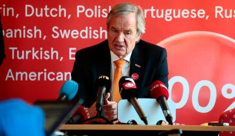 Norwegian at risk if strike continues, Kjos warns