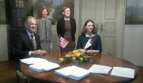 Norway and UK to build longest subsea cable