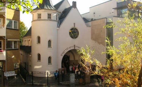 Bomb squad called to Oslo synagogue