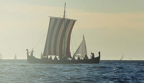 Viking voyages began earlier than thought