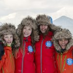 Four become youngest Norwegians to ski to Pole