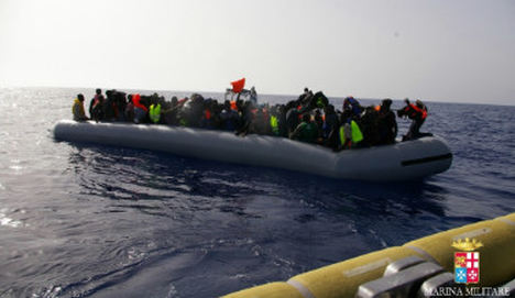 Norway speeds up plans for rescue boat to Med