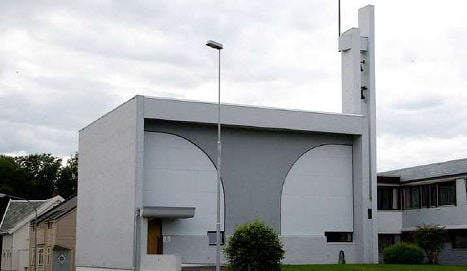 Norway church thief rings the bells
