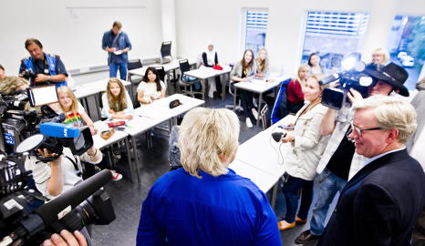 Norway's jobless youth lack key skills: OECD