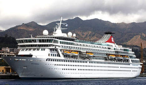 Hundreds hit by vomit bug on Norway cruise