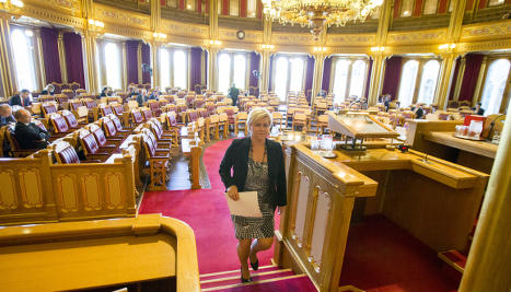Norway votes for largest coal divestment ever