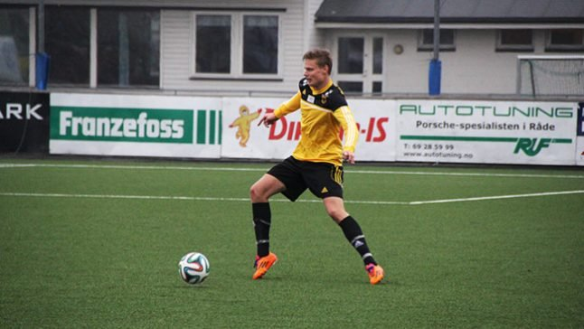 Bærum midfield gets first red-card for 'gay' jibe