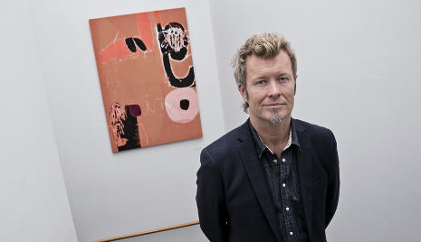 A-ha's Mags makes giant Oslo sculpture park