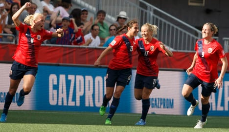 Norway knocked out of World Cup