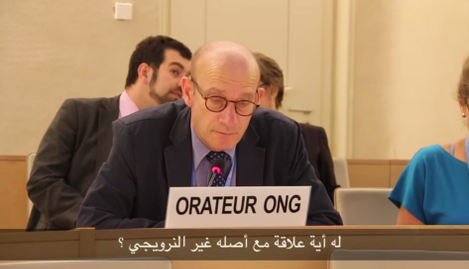 Charged NGO's allies slam Norway in UN