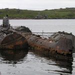 Russia customs hold key nuclear sub samples