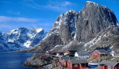 Norway has 'world's second best reputation'