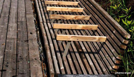 Oslo alters 'hostile architecture' after protest