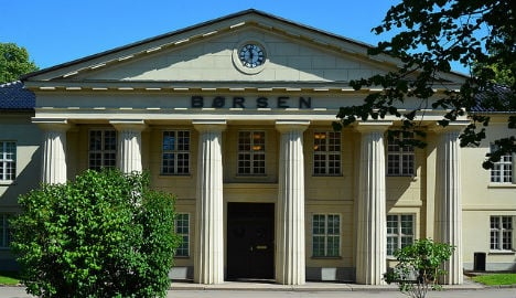 Oslo Børs sees biggest fall since financial crisis