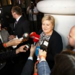 Conservative party set to lose Oslo and Bergen