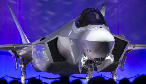 Norway gets its first F-35 stealth fighter jets