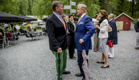Top Norway billionaire comes out as gay