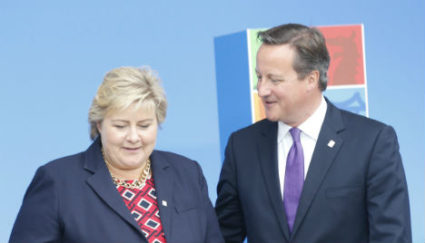 UK PM: 'Norway has no seat at table in EU'
