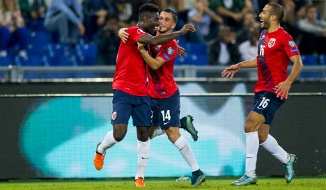 Norway in Euro 2016 play-offs after Italy loss