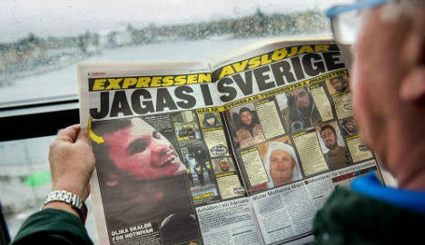 Man hunted by Norway police seized in Sweden