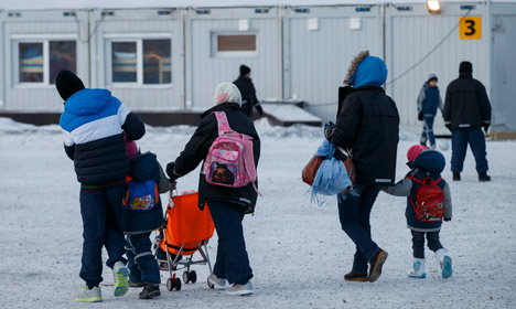 Russia sends denied migrants back to Norway