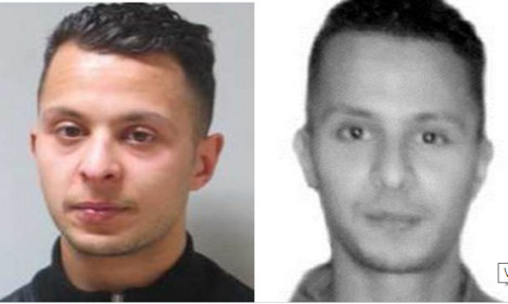 Did hunted Paris gunman chicken out of suicide?