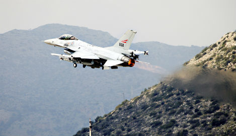 Norway's F-16s may join EU ISIS op: experts