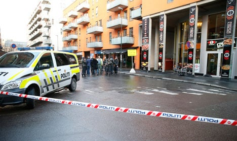 Man arrested for dual stabbing deaths in Oslo