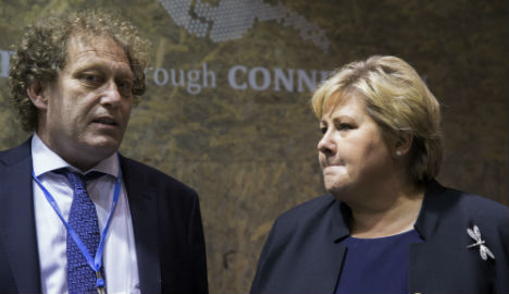 'We will continue with oil and gas': Norway PM