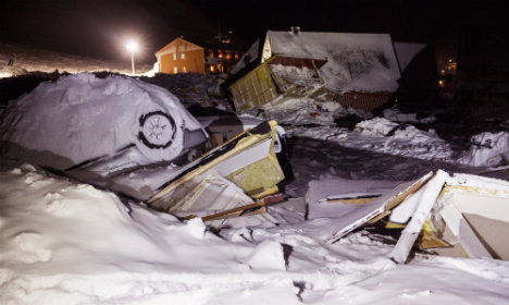 Two dead as avalanche hits Norway's Svalbard