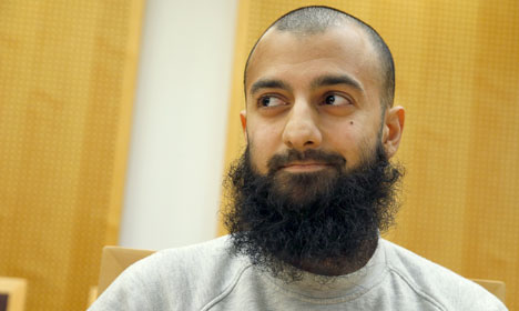Norway Islamist arrested on terror charges