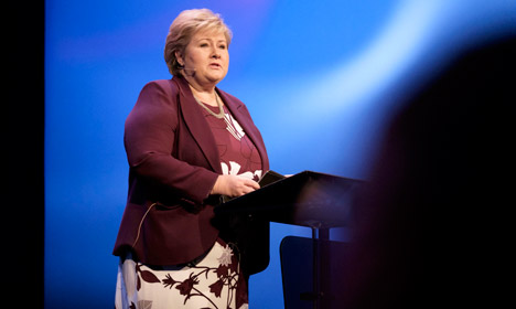 Norway PM opens up about online abuse